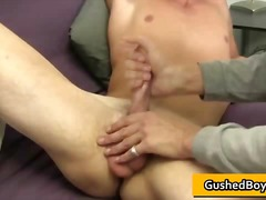 Gay clip of amazing te... video