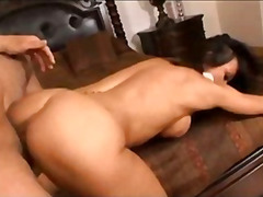 H2porn Movie:Incredibly hot cougar kristina...