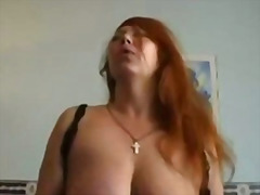 Russian amateur milf have fun with younger boy www.beeg18.com