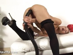 ProPorn Movie:House maid using unusual sex toy