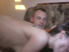 cumshot, nipples, pussy, tattoo, riding, blowjob, orgasm, swallow, kissing, facial, big, brunette, doggystyle, shaved, fingering, piercing