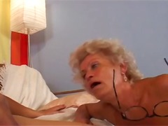 granny, pornstar, white, strapon, blonde, hardcore, vibrator, man, dildo, toy, cowgirl, young, mature, hairy, sex toy, old
