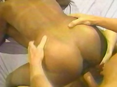 interracial, vintage, threesome,