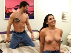 Over Thumbs Movie:Emma showed up to our studio f...