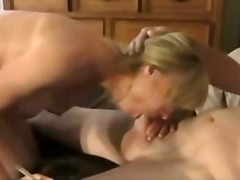 smoking, mom, mature,
