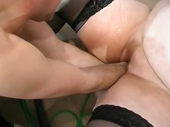 bondage, mature, boobs, bdsm, redhead, fetish, big, fisting, tits