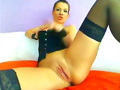busty, nipples, webcam, german,
