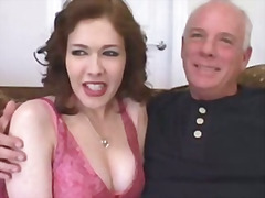 Busty wife fucking bla... preview