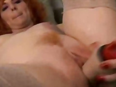 Thumb: Ginger cougar is a squ...