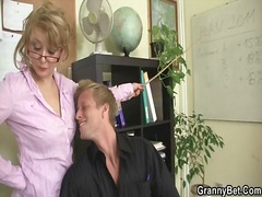 Horny office fucking n...