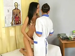 Tube8 Movie:Lesbian gynecologist likes to ...