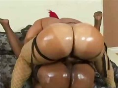 shemale, ass, stockings, stocking,