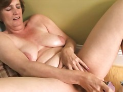 Ray lynn mature dildo ... preview