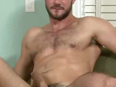 gay, solo, jerking, wanking