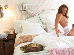 Alpha Porno Movie:Her sheer robe is astoundingly...