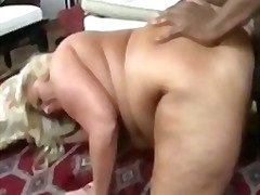 White wife fucks first black cock whi...