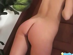 Sensual girlfriend leo... video