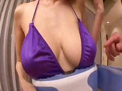 Julia oppai-big tits,no bra 4-by pack...