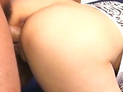 Sexy asian babe double... video