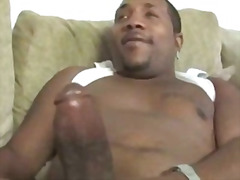 H2porn Movie:Three blacks share a milf