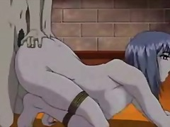Anime slave babe sex vol.1