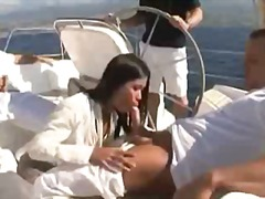 Xhamster Movie:Priva sodomized on a yacht