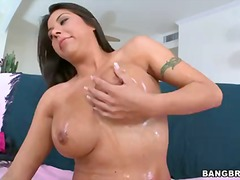 PornSharia Movie:Candi cox is a milfy brunette