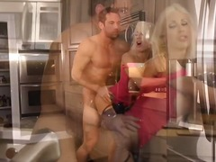 PinkRod Movie:Puma swede is always hungry for