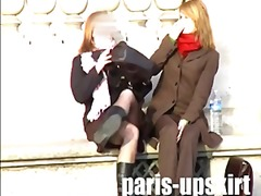Xhamster Movie:Spring upskirt #01