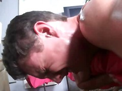Massagecocks muscle oily f... - 06:09