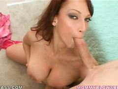 Yobt TV - Messy 30s milf gives a bj