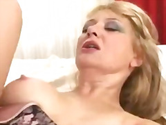 Milf goldie goes into ...