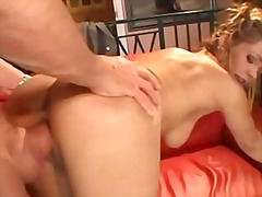 H2porn Movie:Cock hungry mother fucked on t...