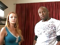 Blonde milf gets fucke... video