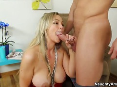 abbey brooks,  cumshot, nipples
