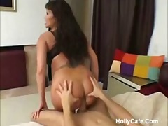 fucking, wells, gets, busty, asian