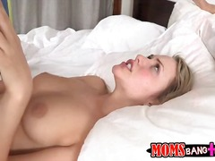 WinPorn Movie:Mia and her step mom brandi ge...