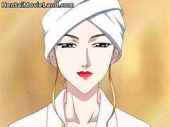 Very sexy cute face great body anime part3