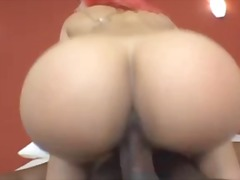 Thumb: Girl with bubble ass f...