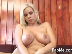 Big tit girl is addict... - Tube8