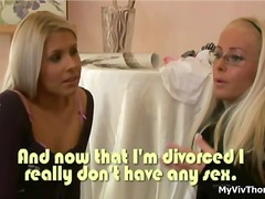 Yobt TV Movie:Hot blonde whores have nice