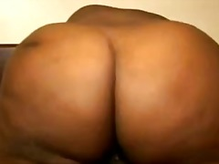 Big ass black bbw gets... video
