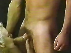 vintage, cumshot, hairy, group,