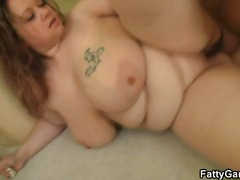 Curly hair fat chick i... preview