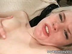 Dirty blond hoe claire... video