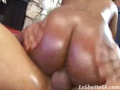 Yobt Movie:Cocoa pussy have her greased a...