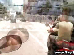 Public gays out cruisi... video