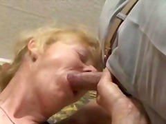 Fucks hairy granny by troc