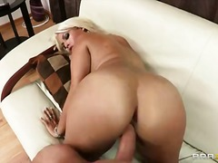 Blonde bridgette b is ...