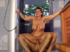 Yummy titty milf fucke... preview